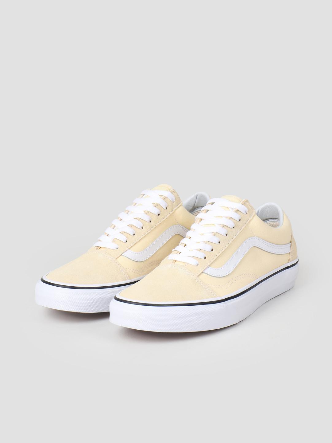 Vans Vans UA Old Skool Vanilla Custard True White Vn0A38G1Vkv1