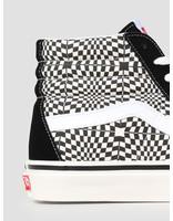 Vans Vans UA Sk8-Hi 38 DX Anaheim OG Black White Warp Check Vn0A38Gfvmy1