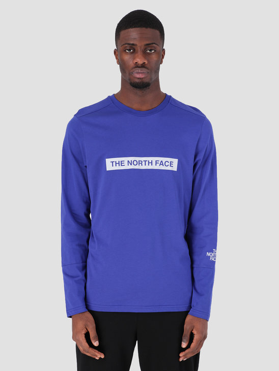 The North Face Light Longsleeve Lapis Blue T93S3G40S