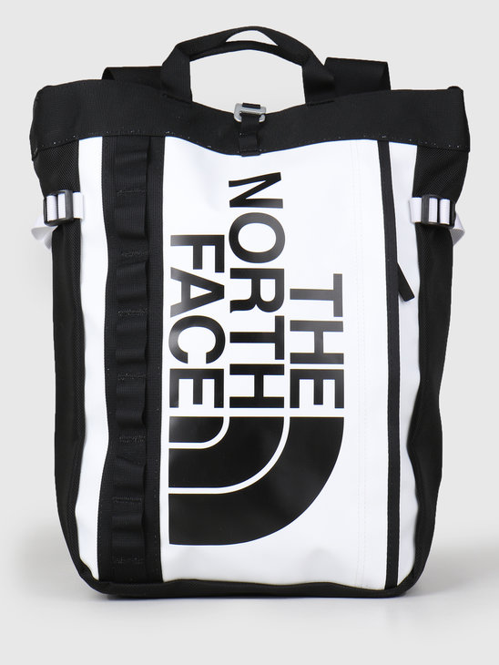 The North Face Basecamp Tote TNF White TNF B T93KX2LA9