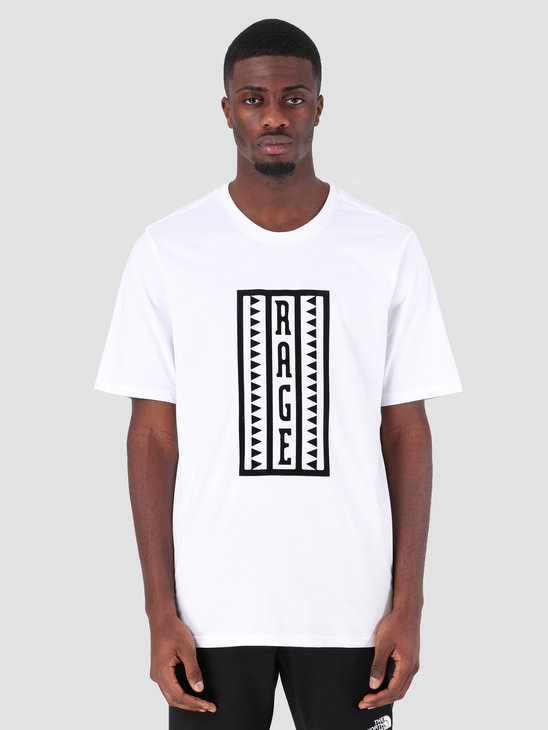 The North Face 92Retr Raged T-Shirt TNF White T93RXLFN4