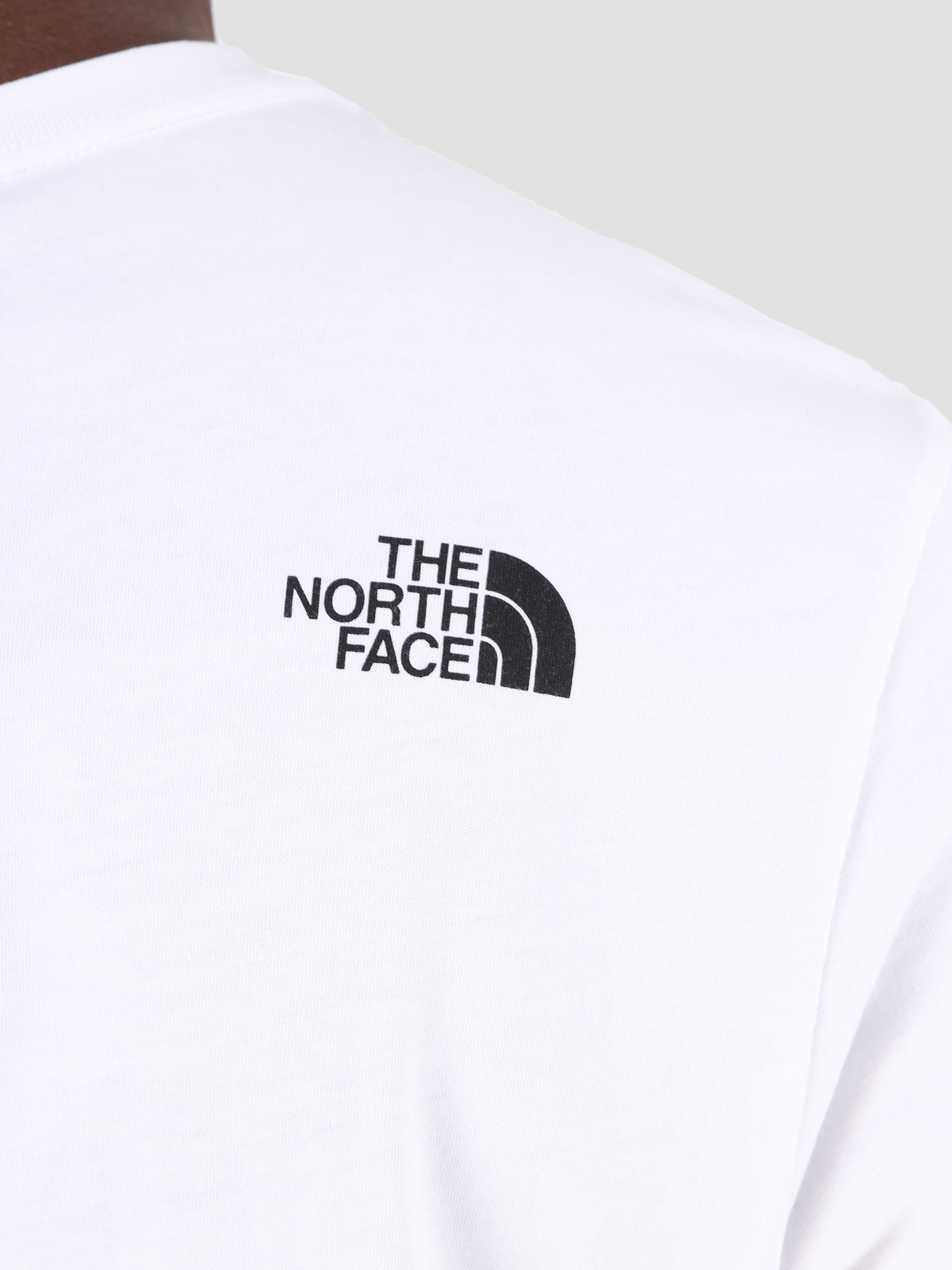 The North Face The North Face 92Retr Raged T-Shirt TNF White T93RXLFN4