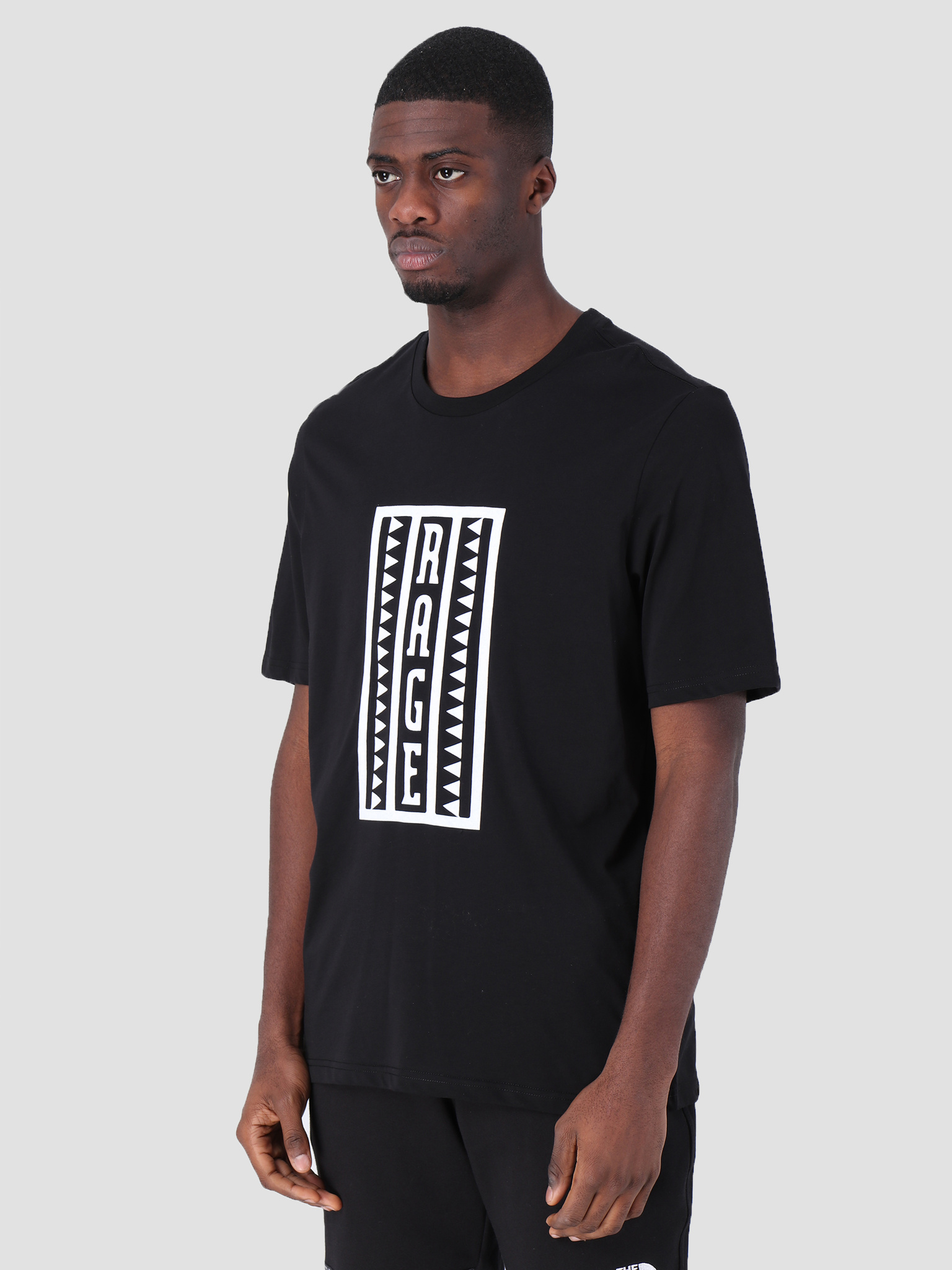 The North Face The North Face 92Retr Raged T-Shirt TNF Black T93RXLJK3