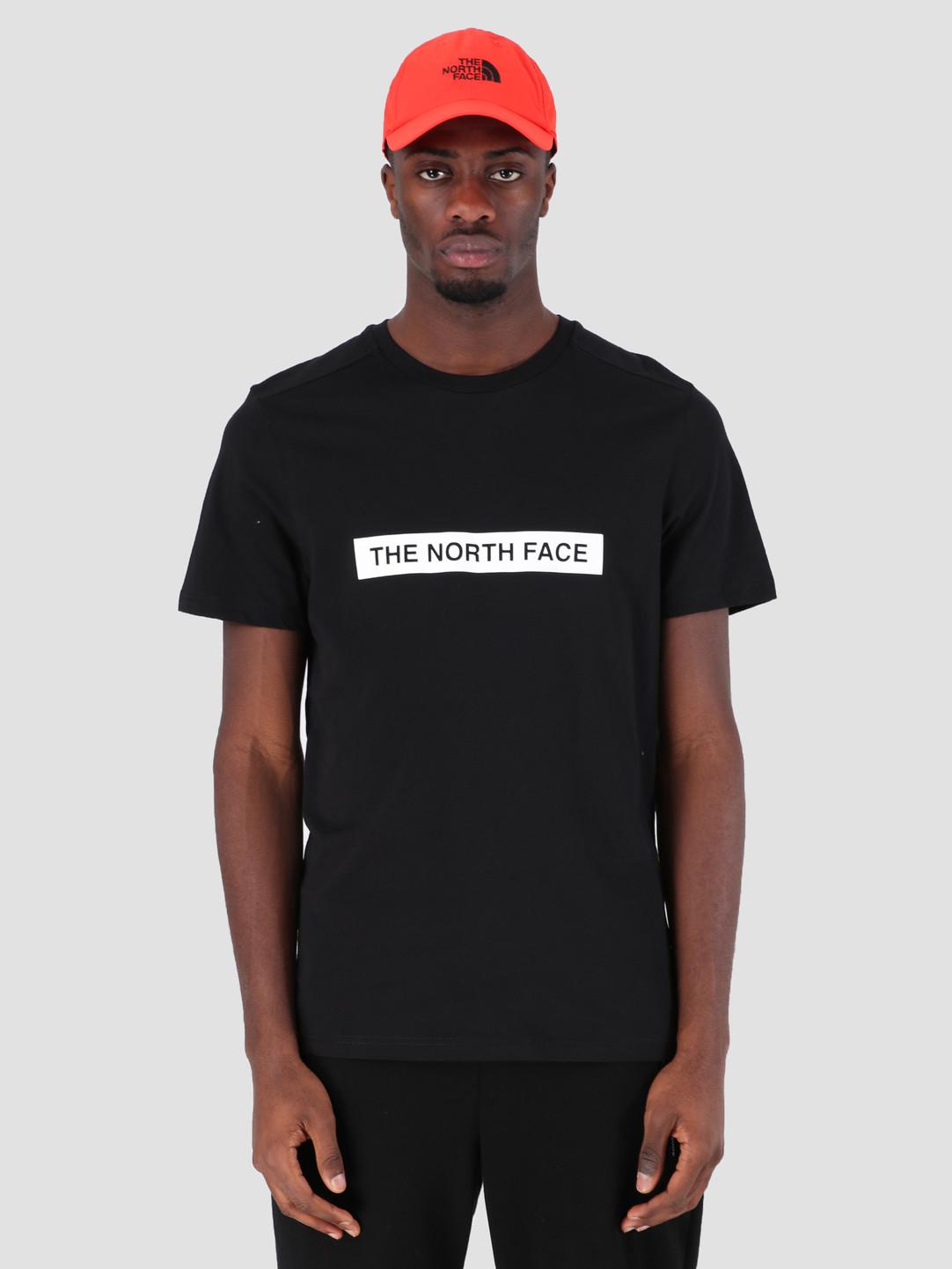 The North Face The North Face Light T-Shirt TNF Black T93S3OJK3