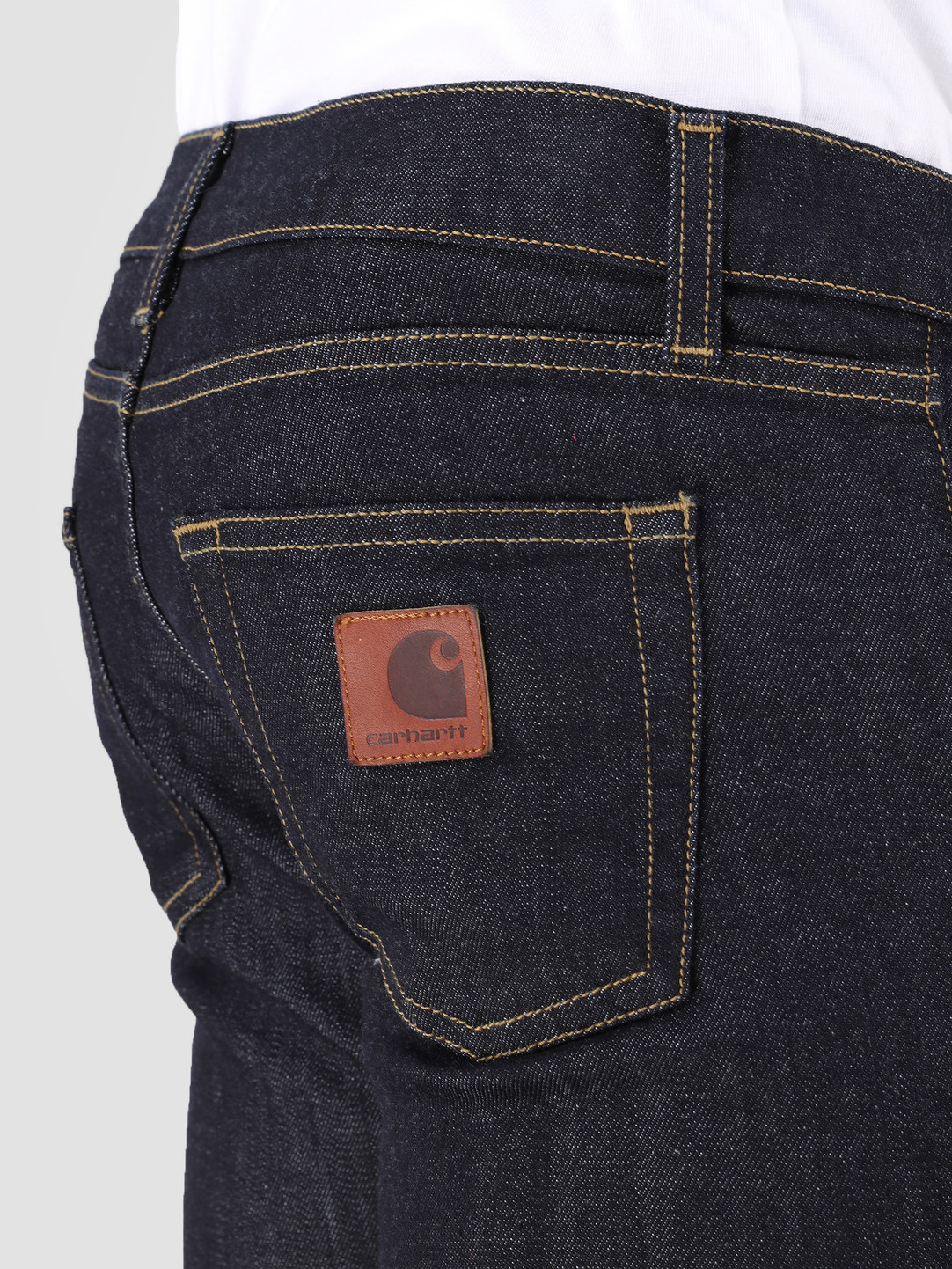 Carhartt WIP Carhartt WIP Rebel Pant One Wash Blue I015331