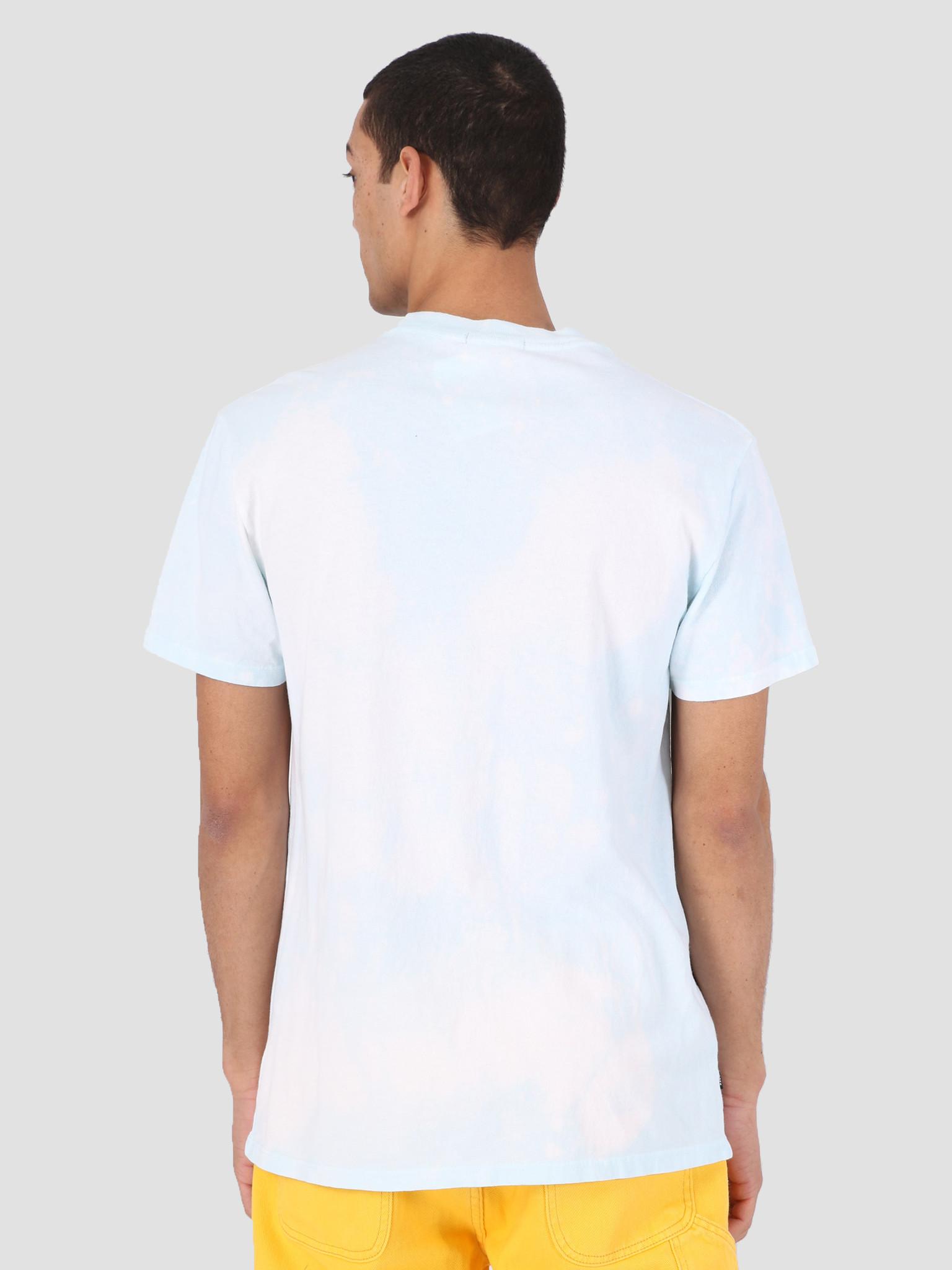 Obey Obey Novel Obey Tie Dye T-Shirt PBU 166741578