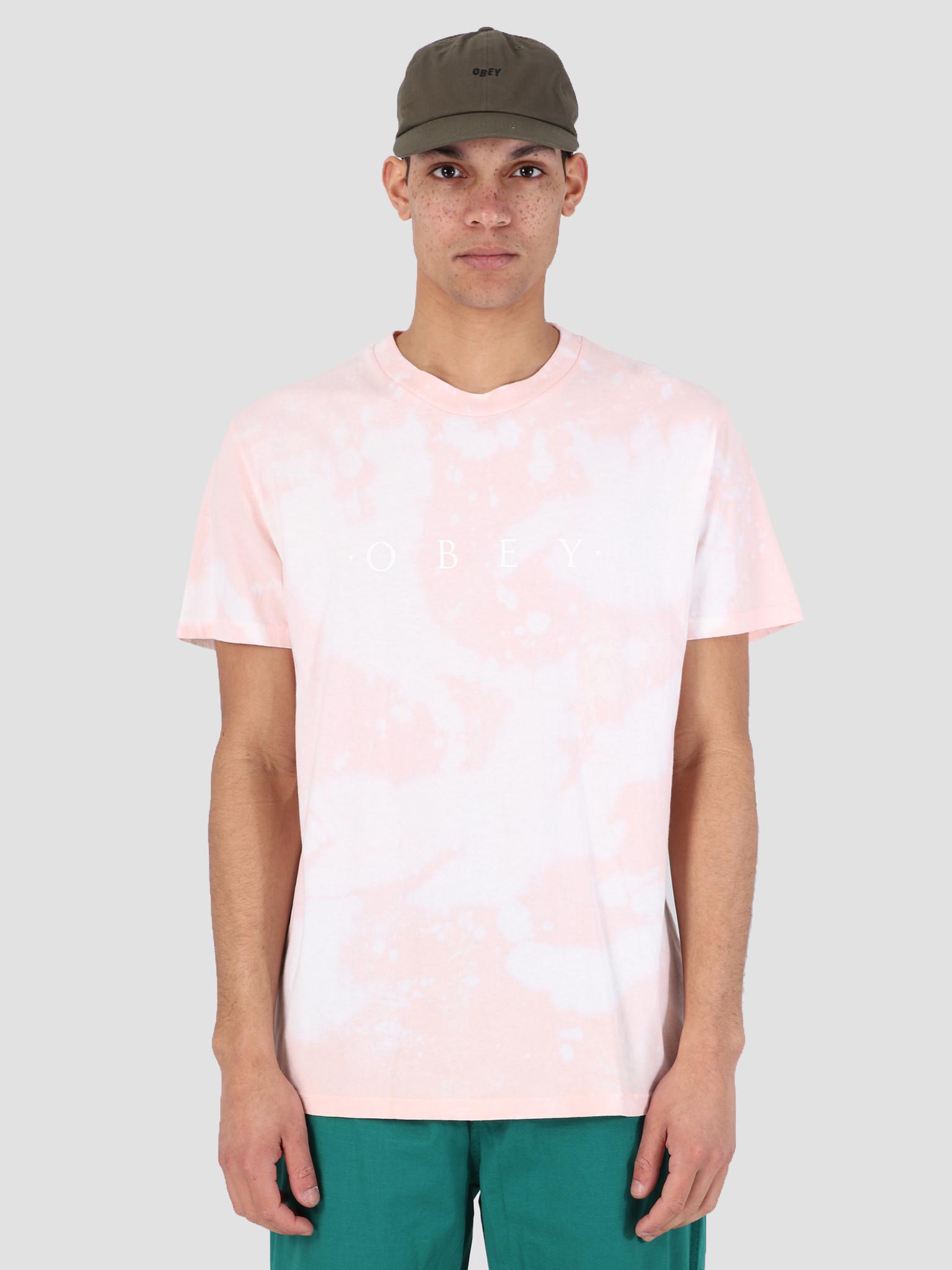 Obey Obey Novel Obey Tie Dye T-Shirt LRO 166741578