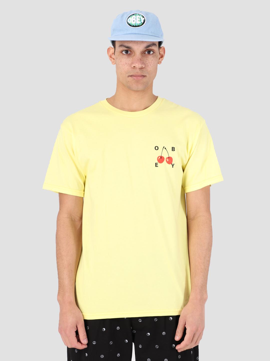 Obey Obey Obey Cherries 2 T-Shirt LEM 163081895