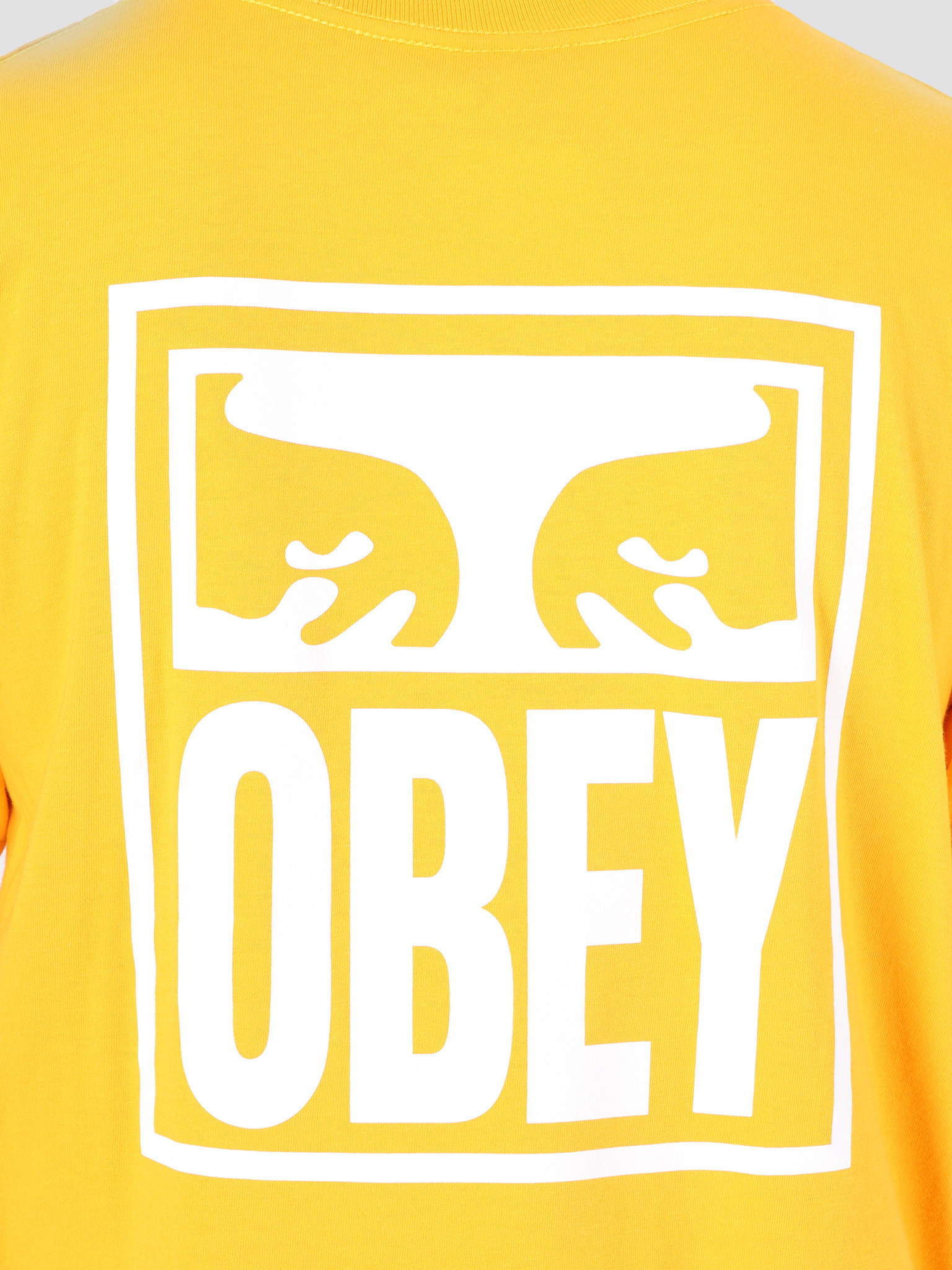 Obey Obey Obey Eyes Icon T-Shirt GLD 163081874