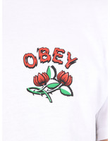 Obey Obey Obey Briar T-Shirt WHT 163081926