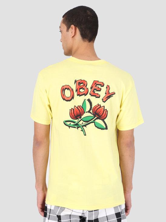 Obey Obey Briar T-Shirt LEM 163081926