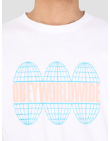 Obey Obey Obey Global T-Shirt WHT 163081891