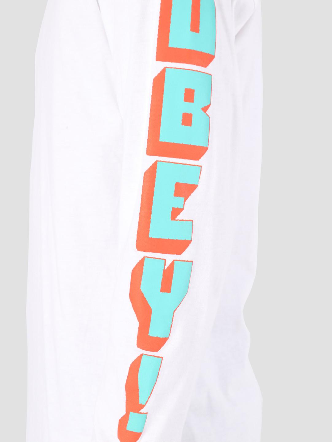 Obey Obey Obey New World 2 Longsleeve WHT 164901696