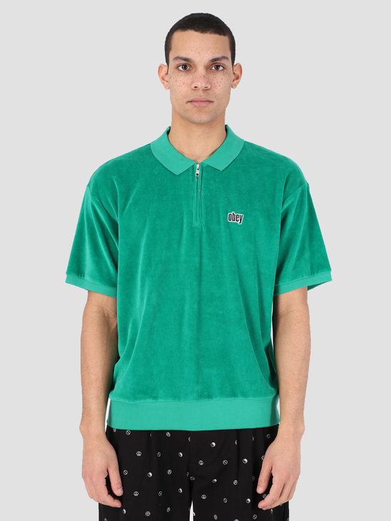 Obey Joe Zip Claic Polo GGN 131090045