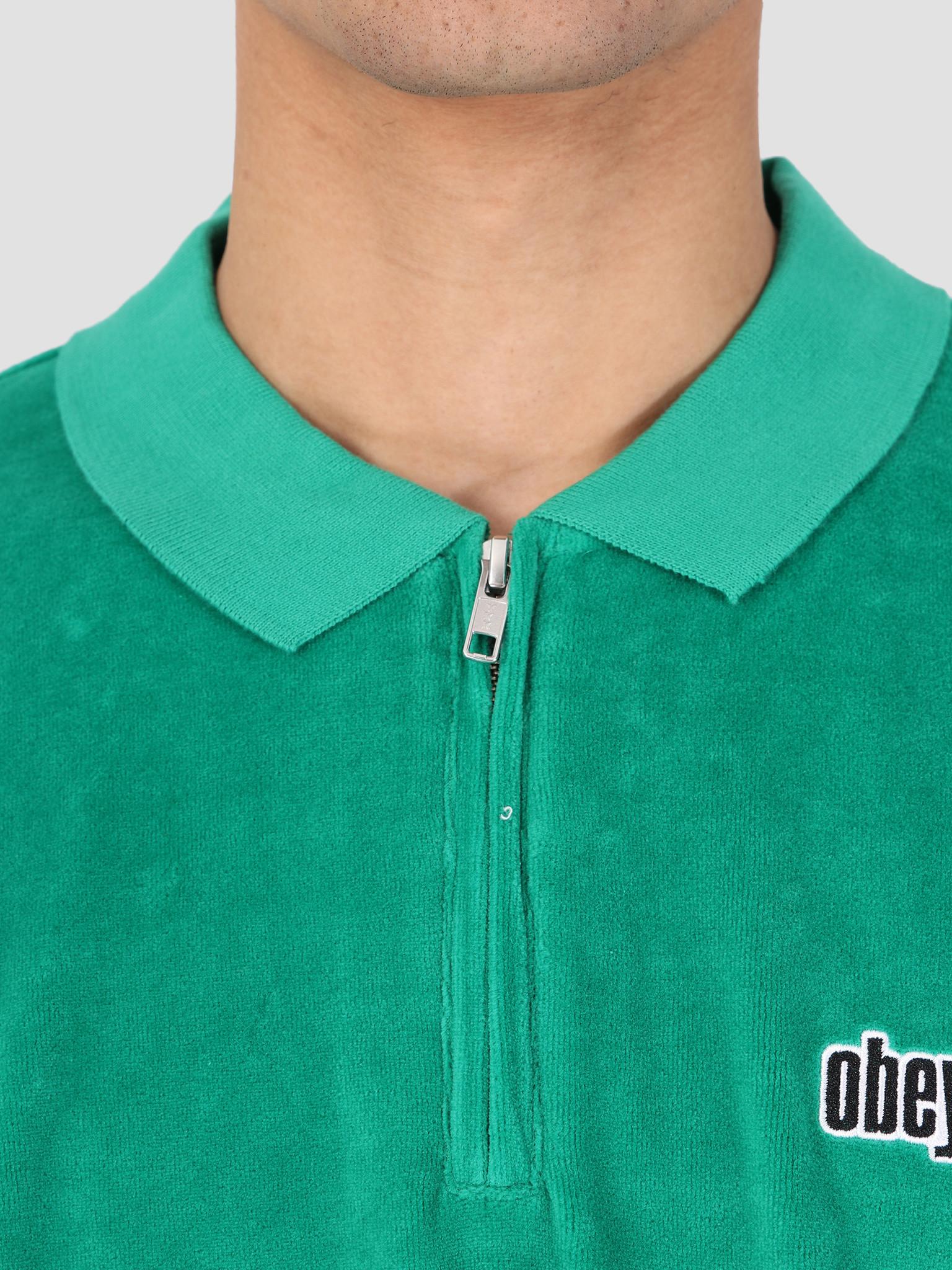 Obey Obey Joe Zip Claic Polo GGN 131090045