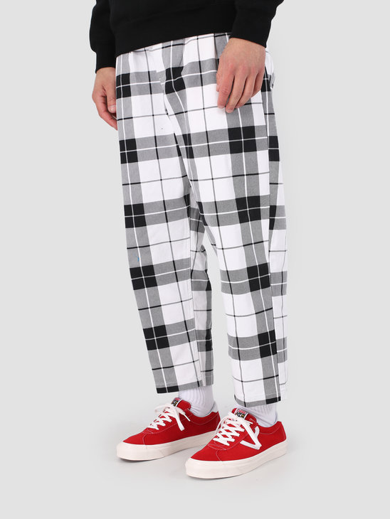 Obey Fubar Pleated Plaid Pant WTM 142020128