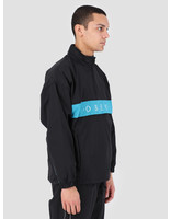 Obey Obey Title Anorak BLK 121800362