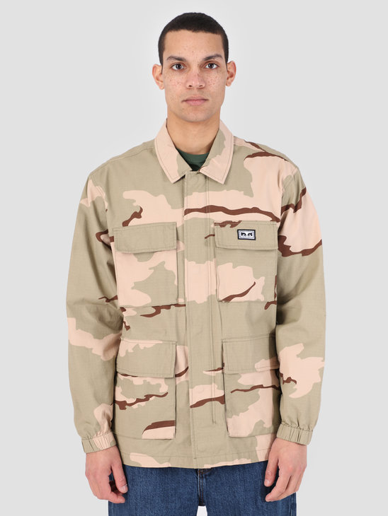 Obey Looming Bdu Jacket DEC 121800366