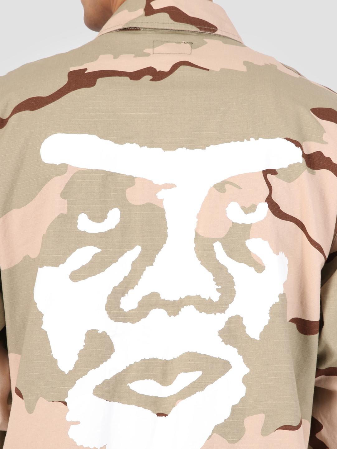 Obey Obey Looming Bdu Jacket DEC 121800366