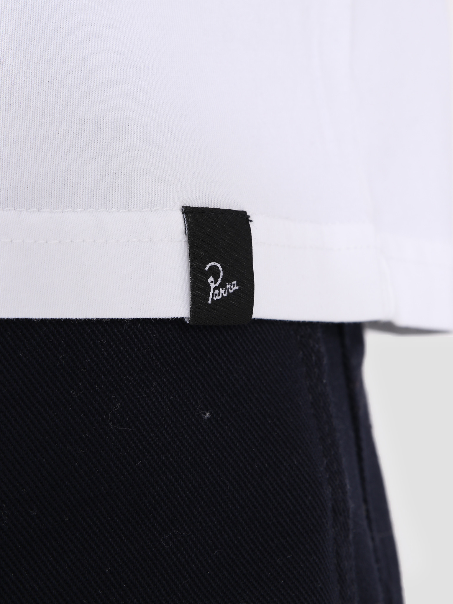By Parra By Parra T-Shirt The Monaco White 42110