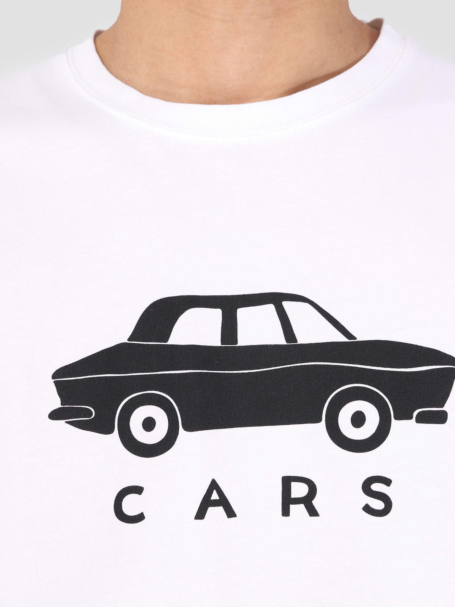 By Parra By Parra Longsleeve T-Shirt Gary'S Stre White 42130