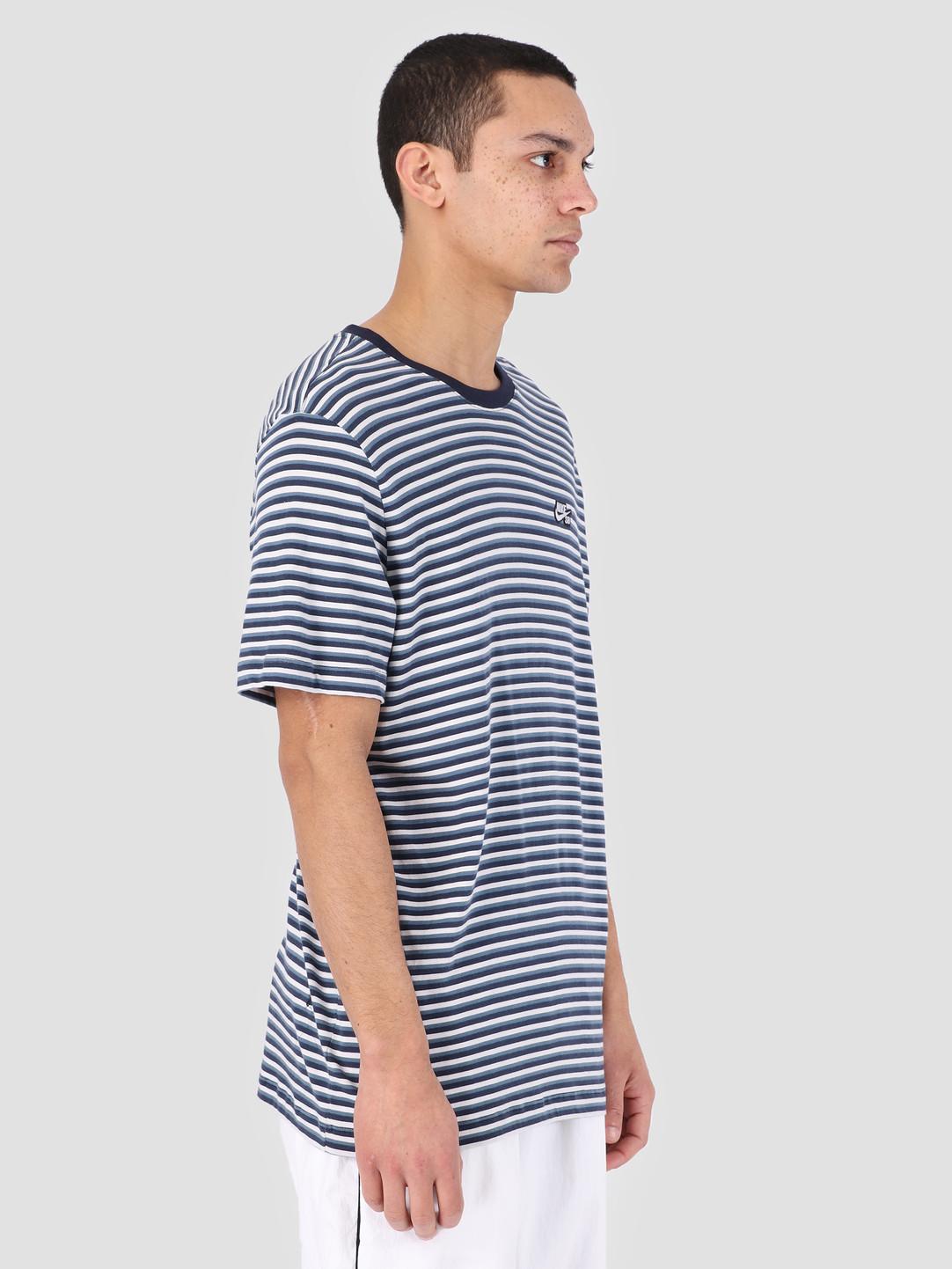 Nike Nike SB T-Shirt White Obsidian White Ao0392-102