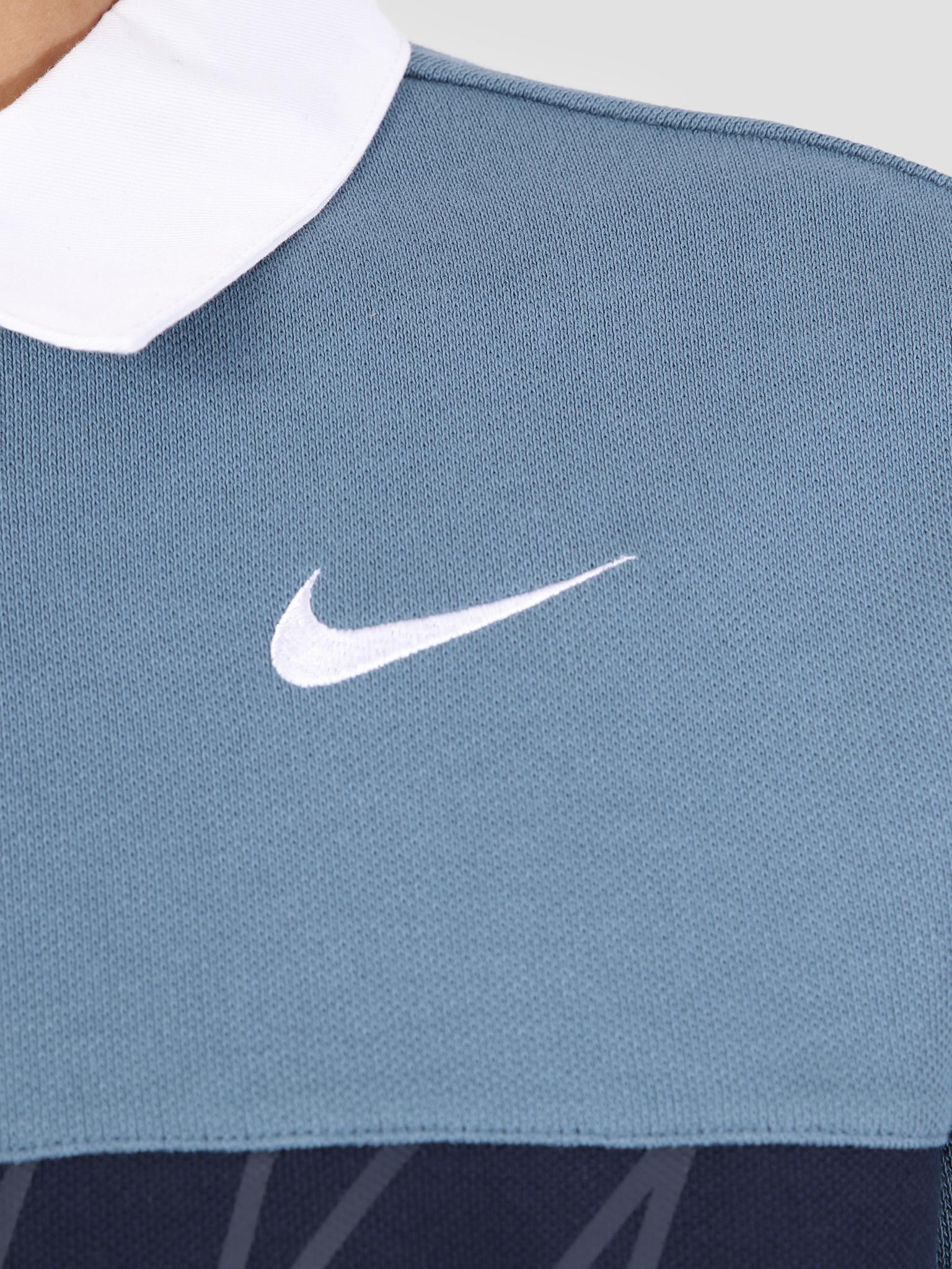 ea9b8ea7 Nike Nike SB Dry Polo Thunderstorm Obsidian White White 885847-418