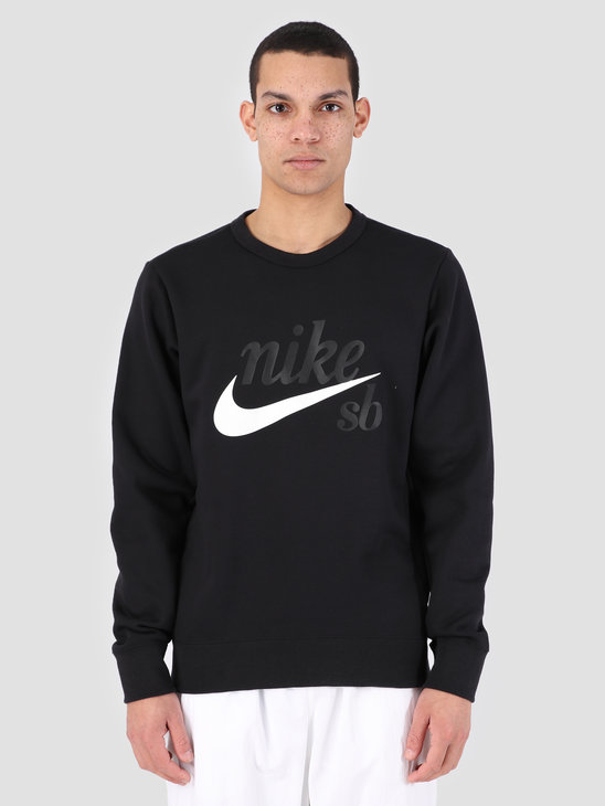 Nike SB Icon Sweat Black White 938414-010