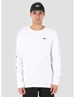 Nike Nike SB Longsleeve White Black Ao0386-100