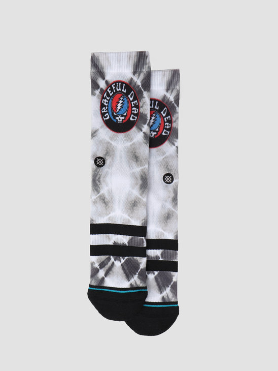 Stance Grateful Dye Black M556A19GRA