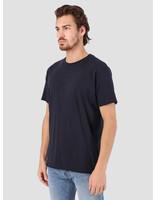 RVLT RVLT Rolled Edges T-Shirt Navy 1003