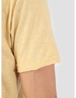 RVLT RVLT Vilfred T-Shirt Yellow Mel 1003