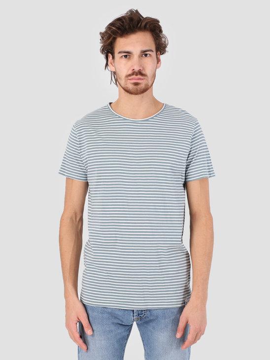 RVLT Striped T-Shirt Dust 1005