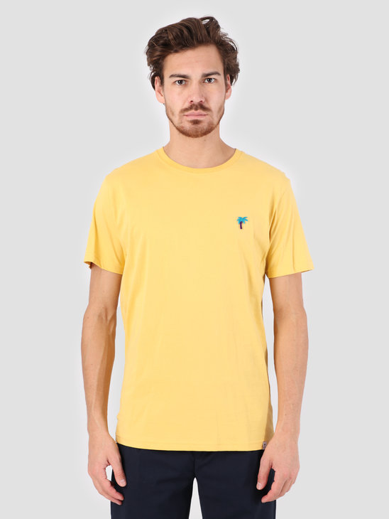 RVLT 3D Effect T-Shirt Yellow 1103 PAL