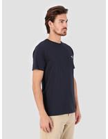 RVLT RVLT 3D Effect T-Shirt Navy 1103 MUS