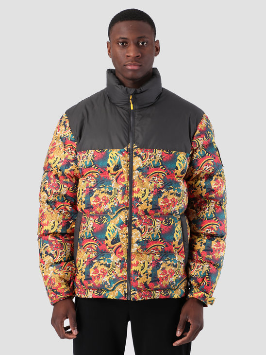 The North Face 1992 Nuptse Jacket Leoprdywgnsisp T92ZWE9XP