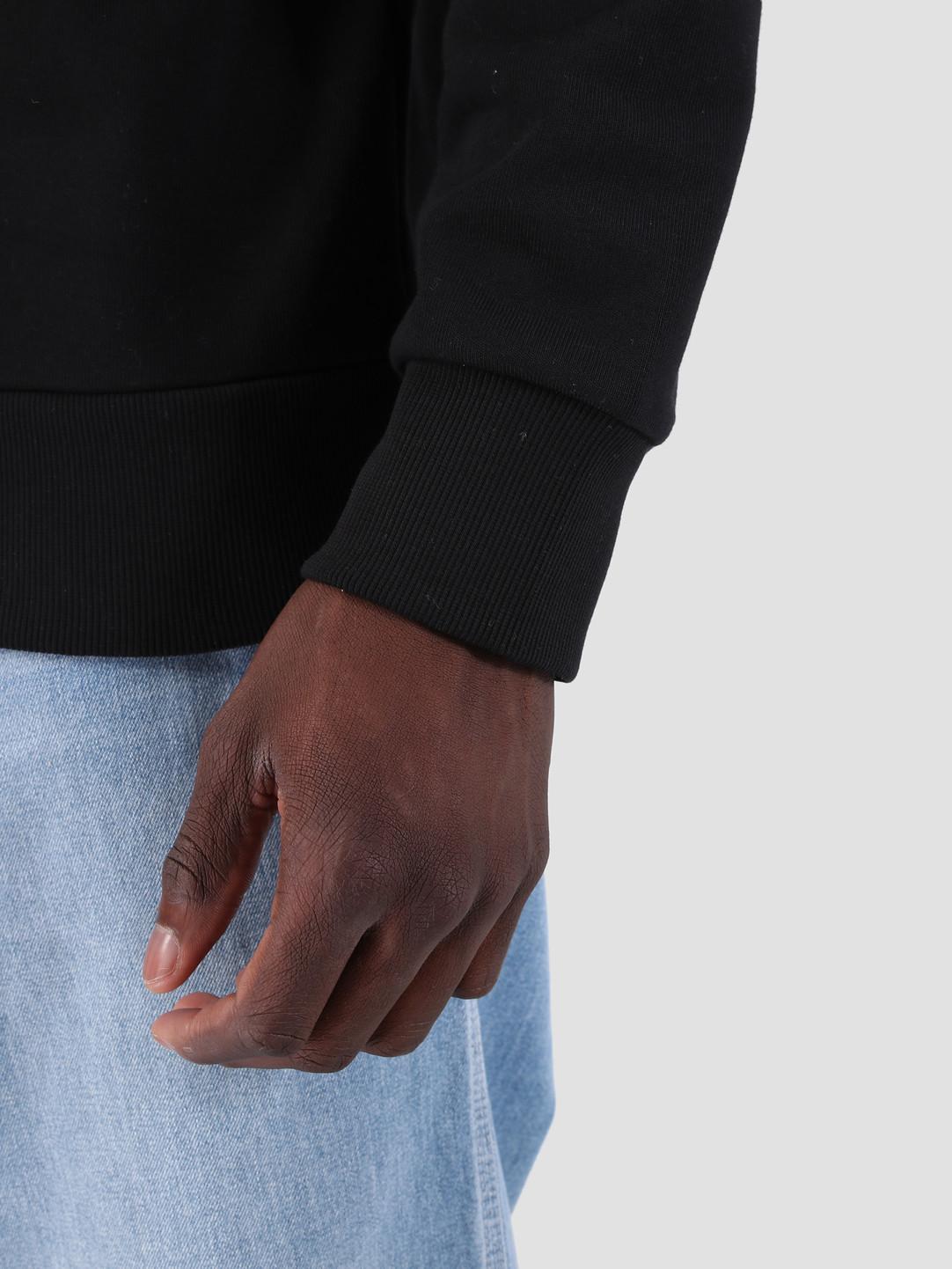 Carhartt WIP Carhartt WIP State Patch Sweat Black I026347
