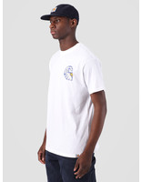 Carhartt WIP Carhartt WIP Time Is Up T-Shirt White I026428