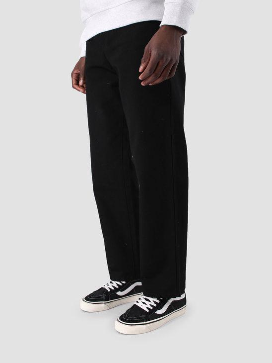 Carhartt WIP Smith Pant Rigid Black I025714