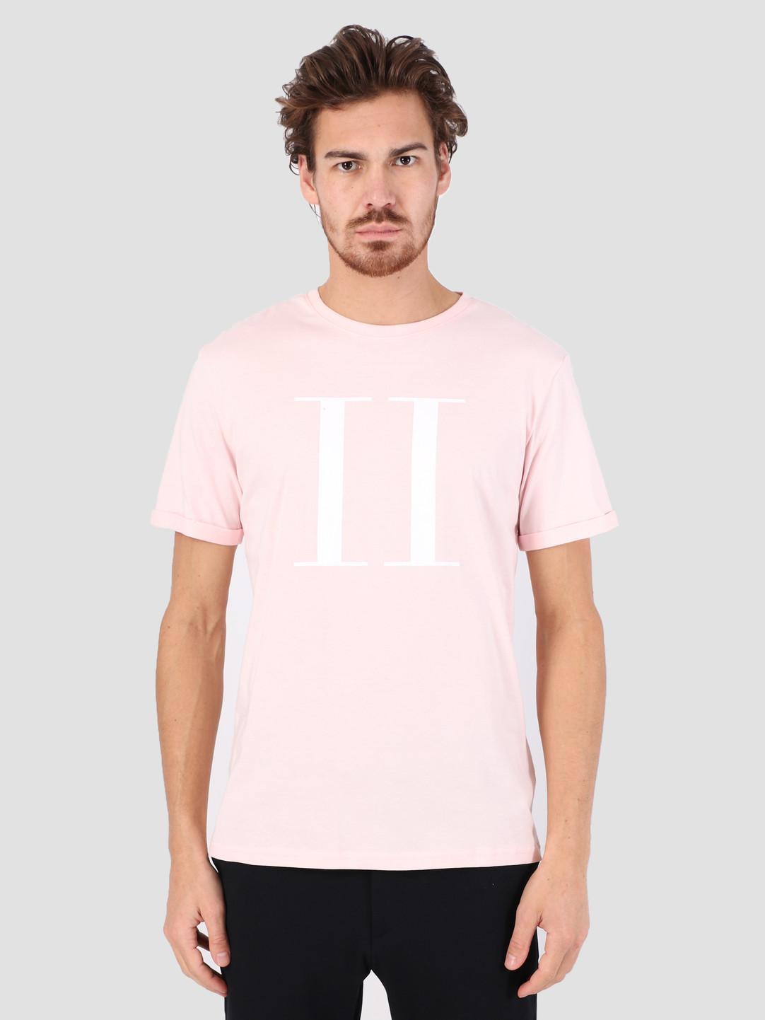 Les Deux Les Deux Encore T-Shirt Rose White LDM101006