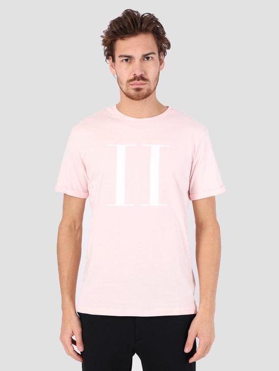 Les Deux Encore T-Shirt Rose White LDM101006