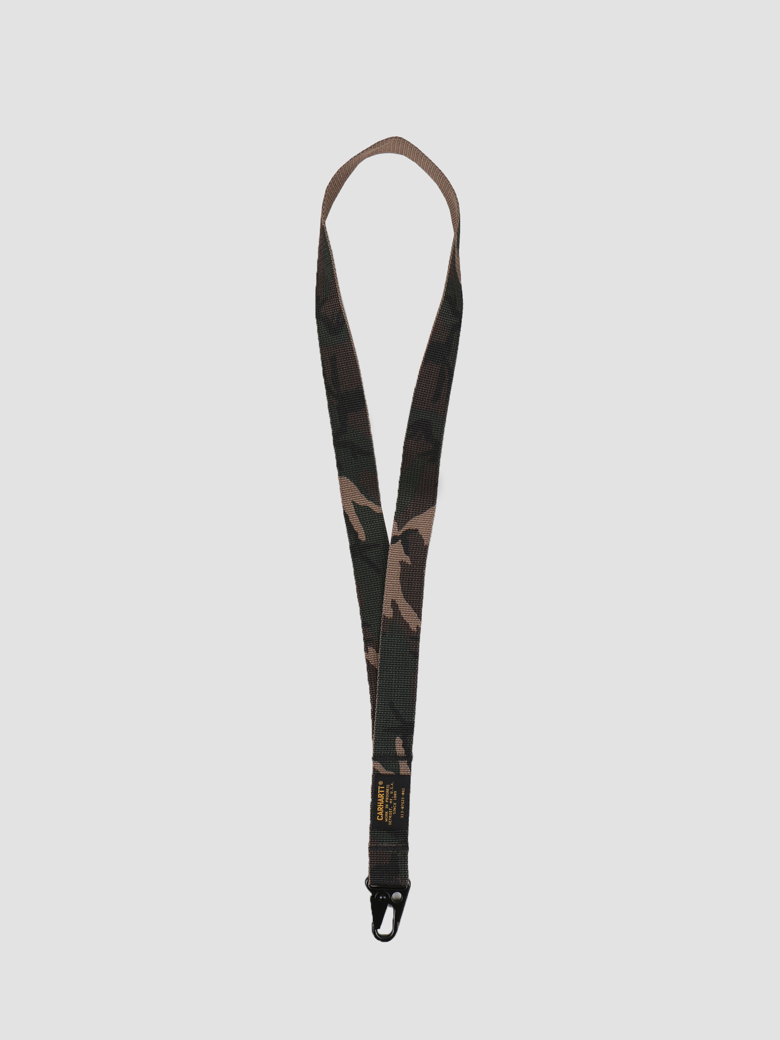 Carhartt WIP Carhartt WIP Military Key Chain Long Camo Laurel I026204