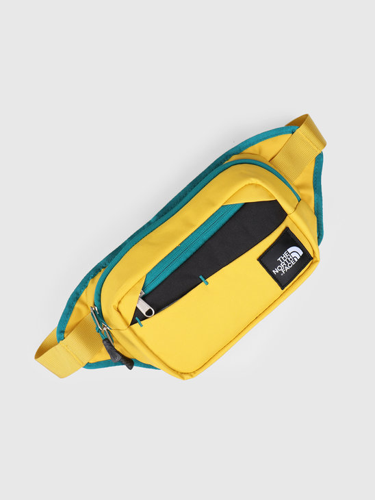 The North Face Bozer Hip Pack Ii Leopard Yellow T92UCXWY1