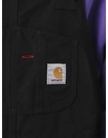 Carhartt WIP Carhartt WIP Bib Overall Rinsed Black I026462