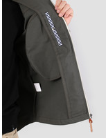 RVLT RVLT Short Hooded Jacket Light Army 7351