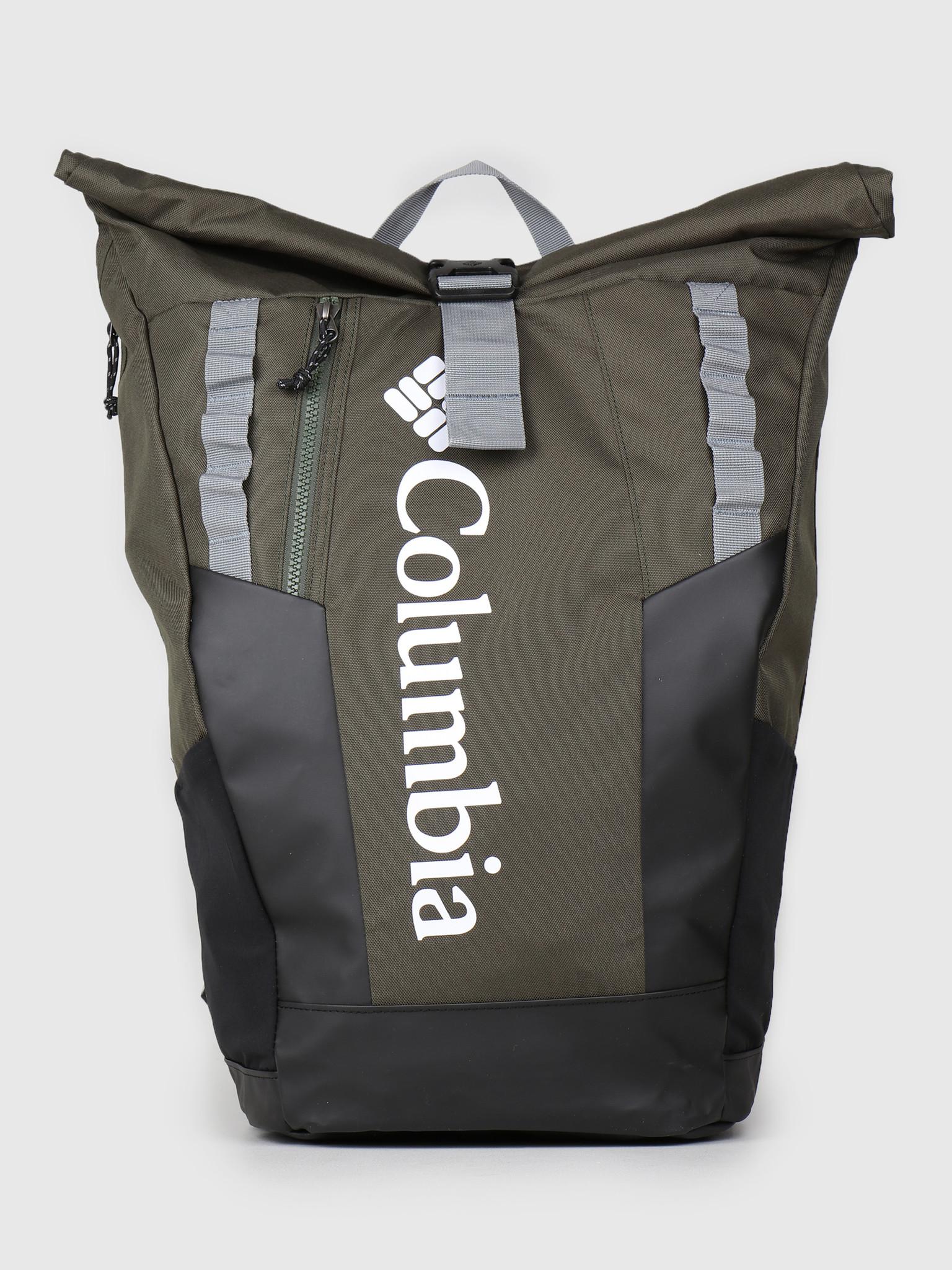 Columbia Convey 25L Rolltop Daypack Surplus Green 1715081347