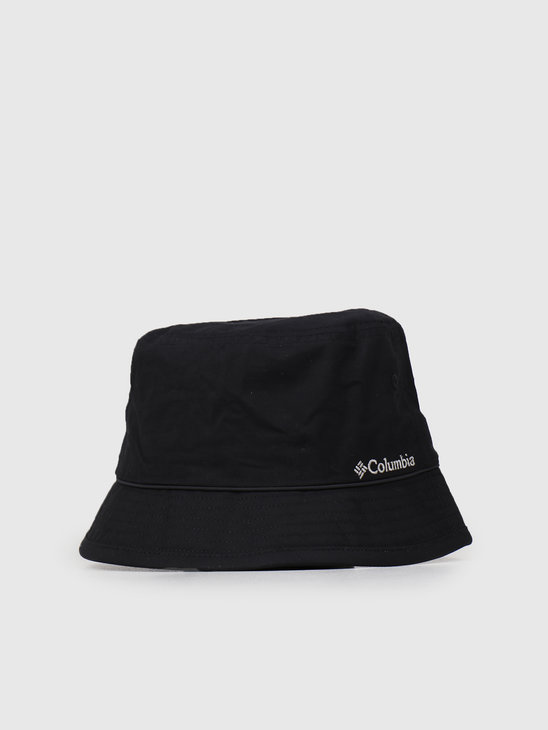 Columbia Pine Mountain Bucket Hat Black Solid 1714881010