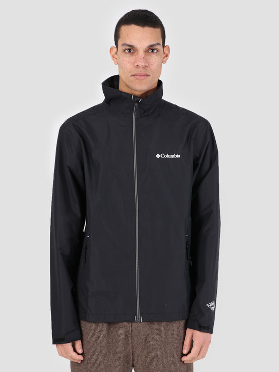 Columbia Bradley Peak Jacket Black 1772771010