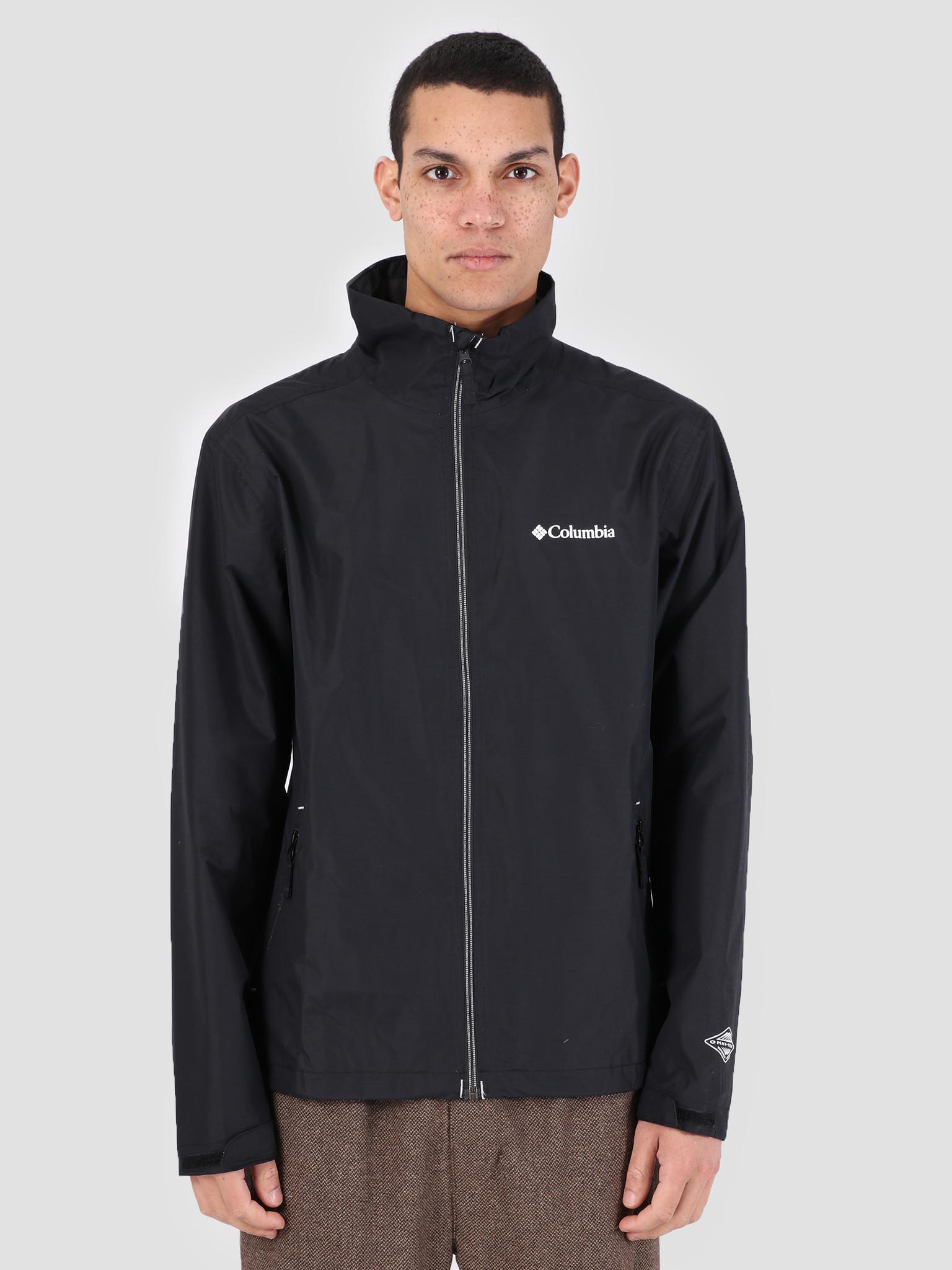 Columbia Bradley Peak Jacket Black 1772771010