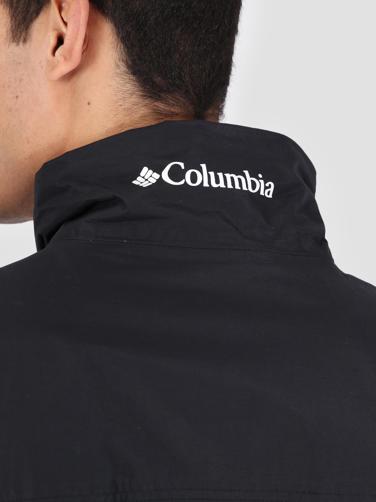 Columbia Columbia Bradley Peak Jacket Black 1772771010